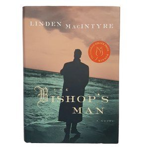 Other - The Bishop's Man by Linden MacIntyre HC book